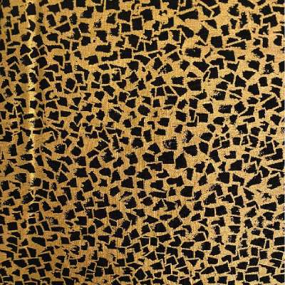 Klimt dorado negro