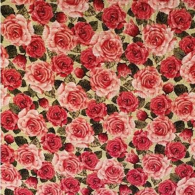 Rosas fondo agua
